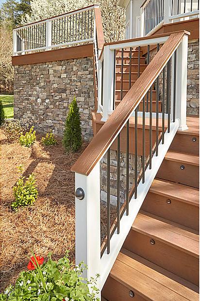 Trex Transcend Railing Deck Supplies Deck Masters Of Canada 416 881 3325